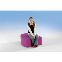 Wellensitzelement Swing-it-Sit - Einer niedrig