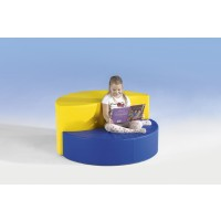 Wellensitzelement Swing-it-Sit - Halbrund hoch